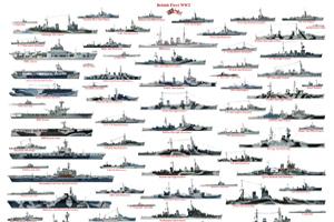 British Navy WW2