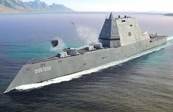 cold war warships