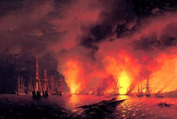 Battle of Sinope