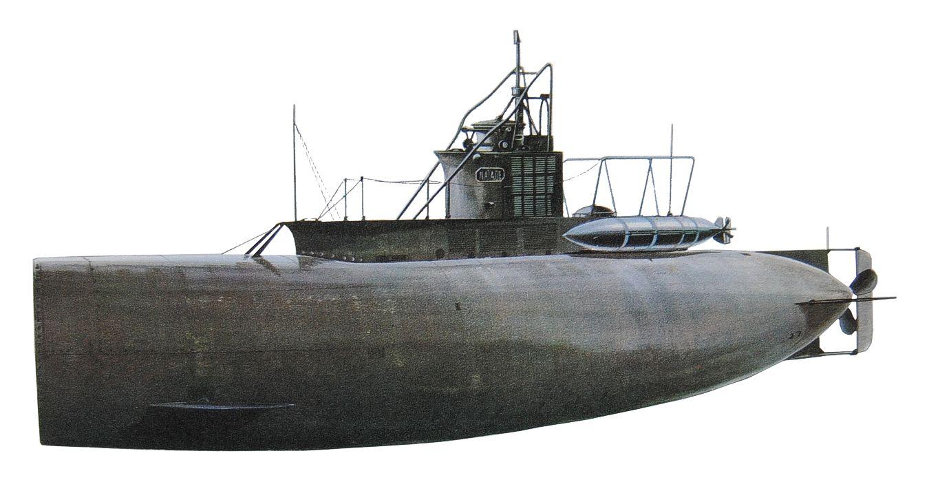 Naiade-class-sub