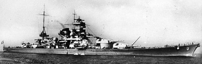 KMS Scharnhorst - Bundesarchiv