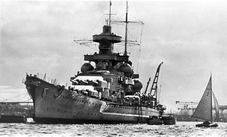 Scharnhorst class