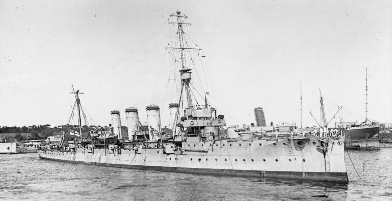 HMS_Gloucester_(1909)