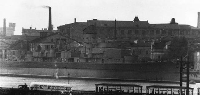 Soviet Tallinn (ex-Lutzow)