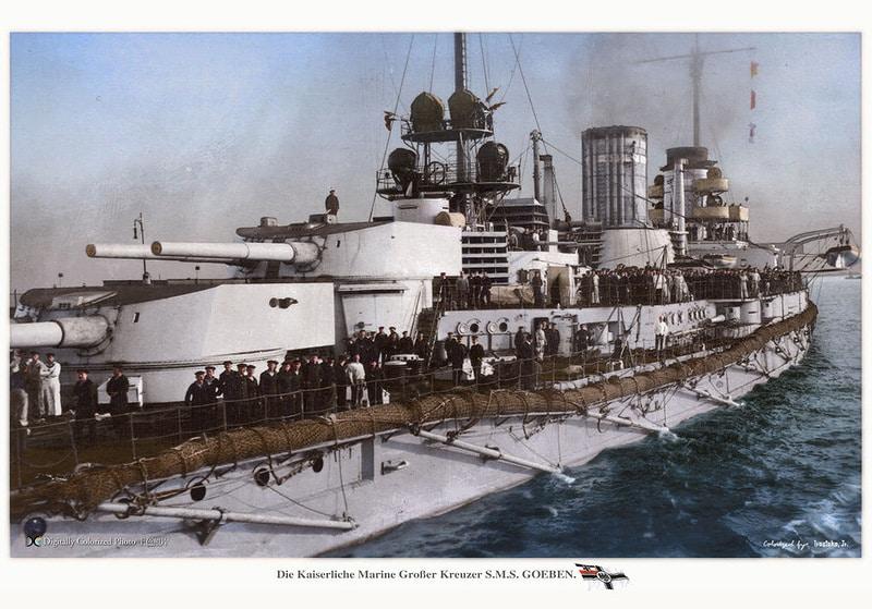 battleship goeben