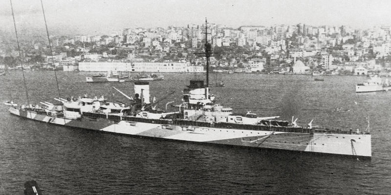 Turkish-Battleship-YavuzSultanSelim1945