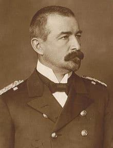 Von souchon rear admiral