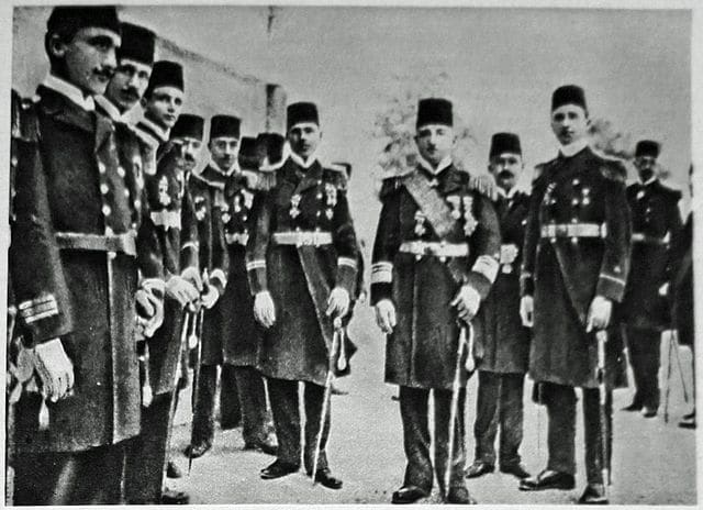 amiral_Souchon_and-staff_in_Turkish-Uniforms