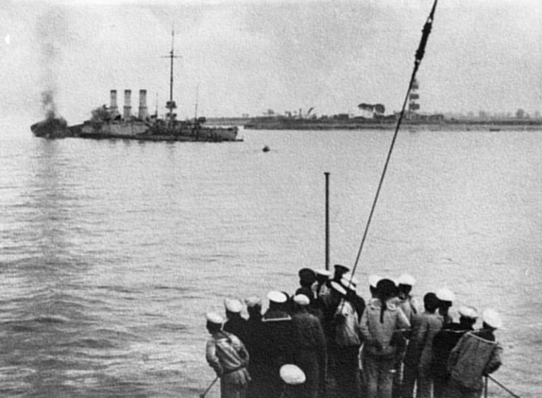 ww1 naval battles archives