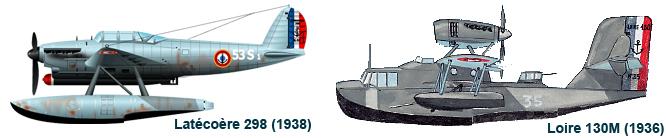 La Galissonière aircraft