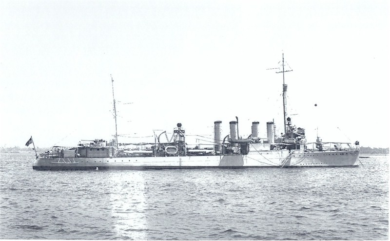 USS Stringham DD83