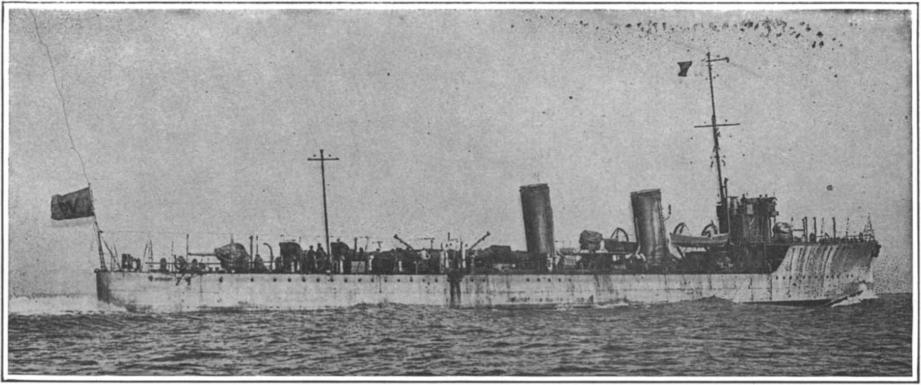 hms-laurel-destroyer