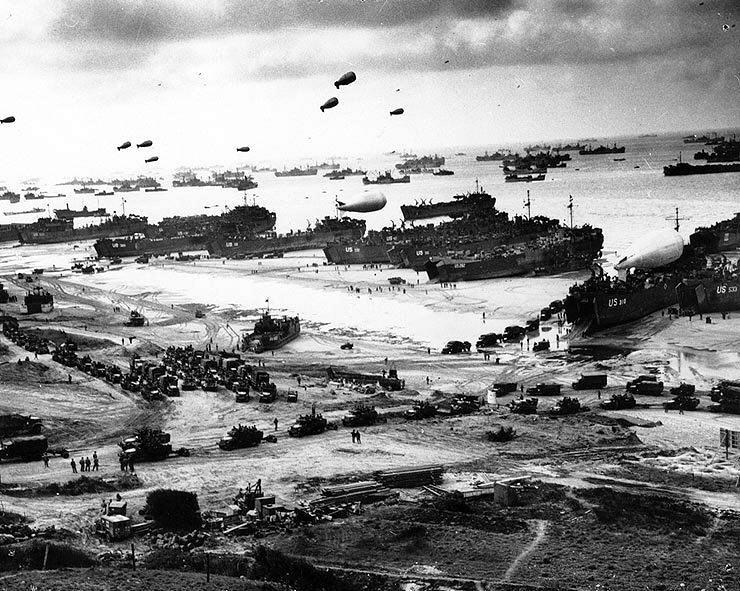 LST_Invasion_of_Normandy