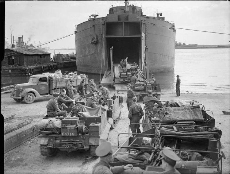 Bachaquero Bône 1942