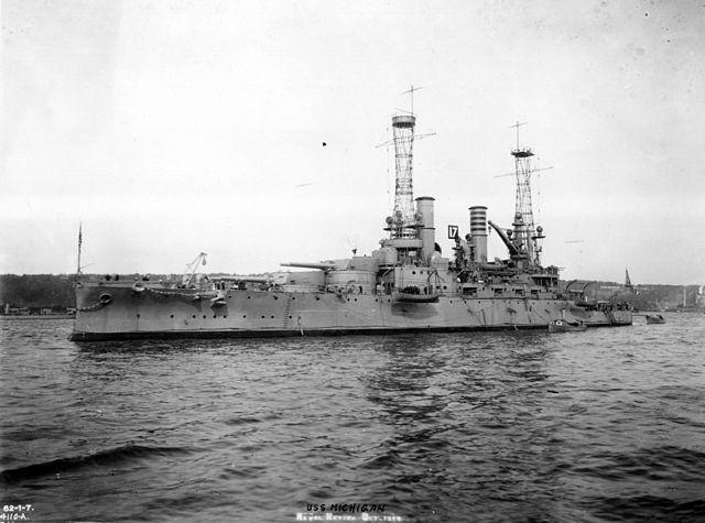 photograph_of_the_battleship_uss_michigan_hudsonriver_1912