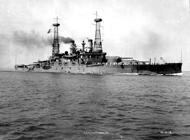 uss_south_carolina_1914