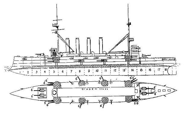 hms_diadem_1894_plan_and_elevation