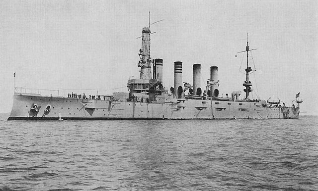 USS Huntington (Former Pennsylvania)