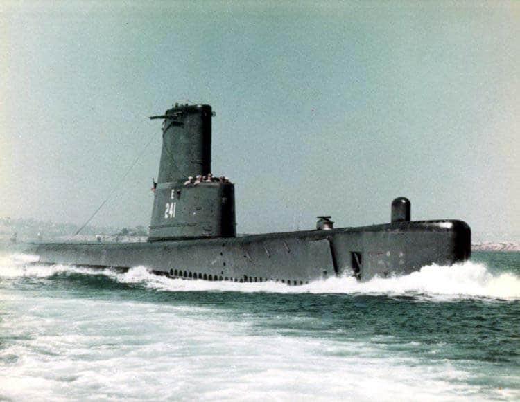 USS Bashaw