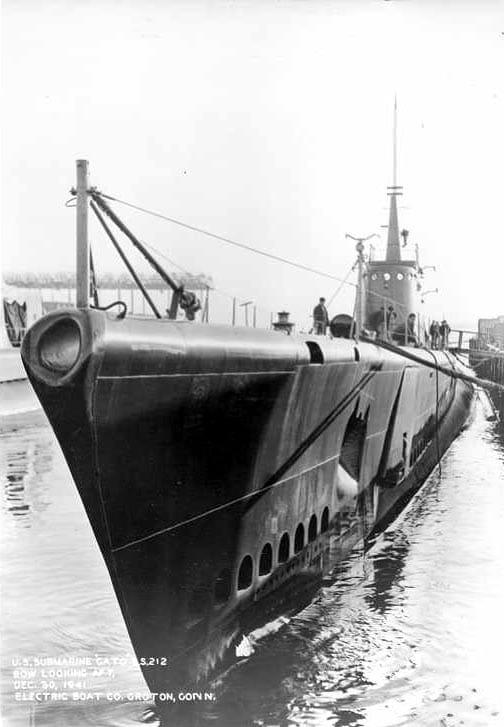 USS Gato 1941