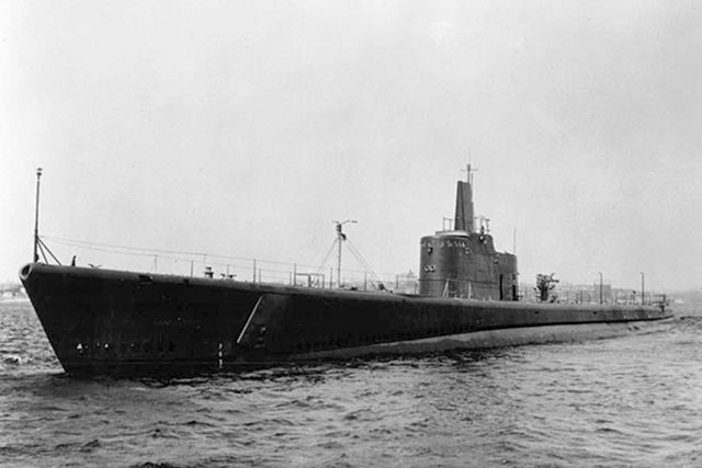 USS Grunion, SS-216