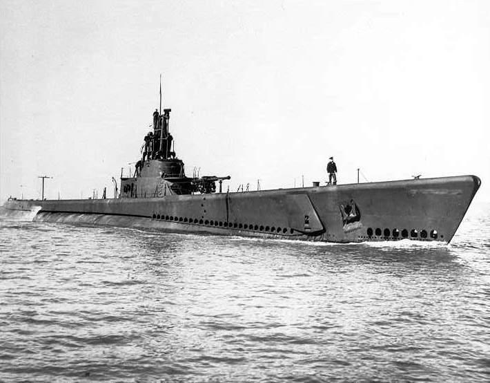 USS Paddle