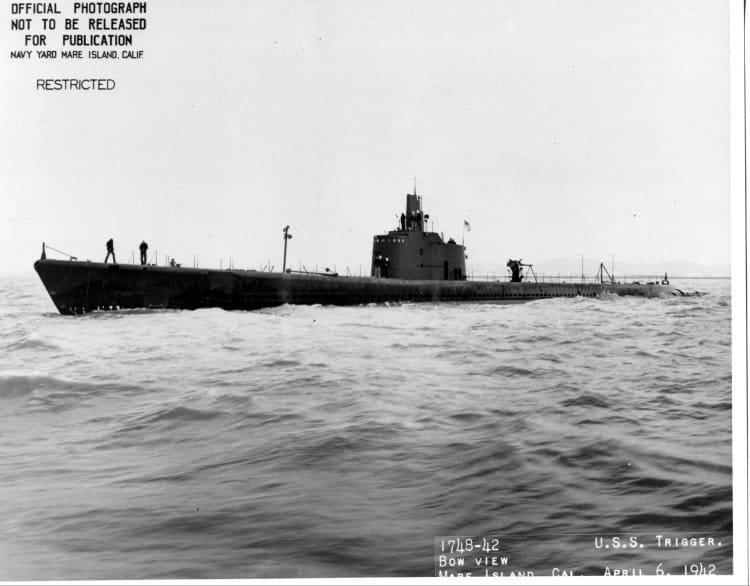 USS Trigger