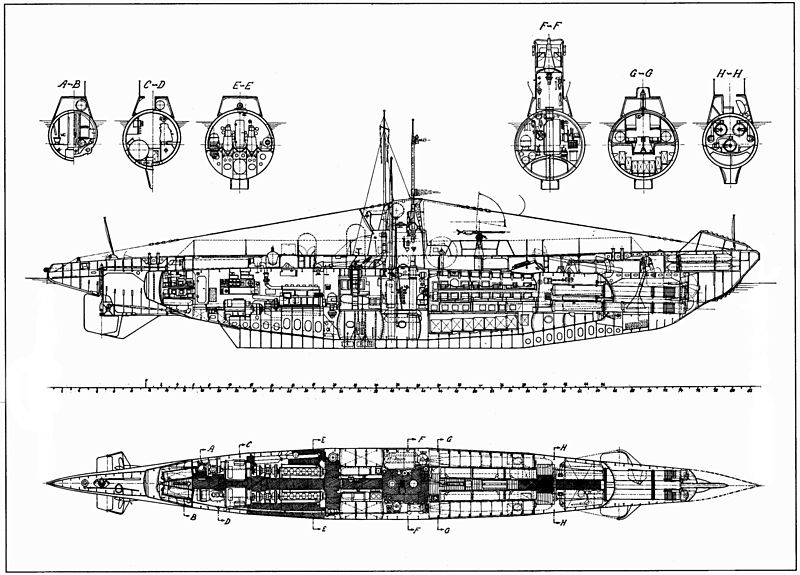 more on the type ii coastal u-boat series