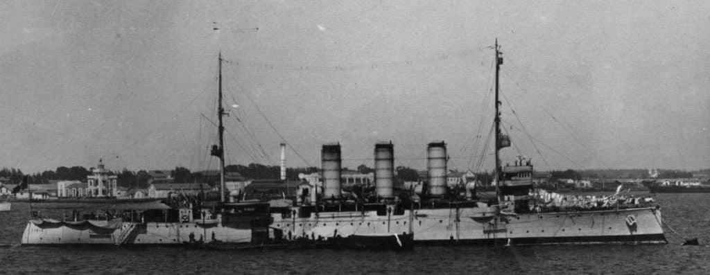 Cruiser Libia