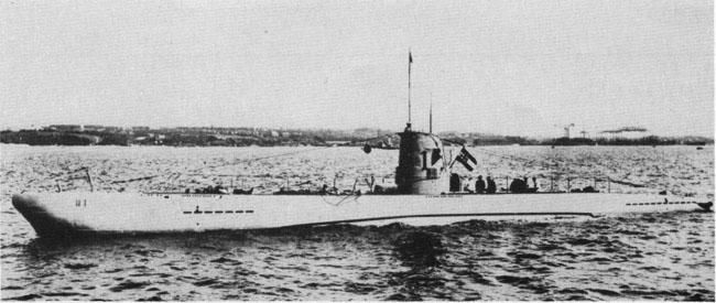U-1, Type IIa