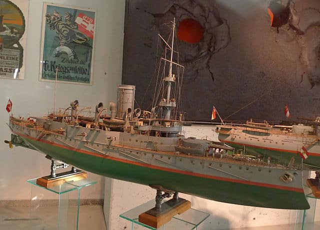 Model of the Budapest