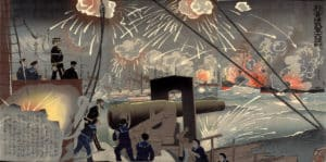 Battle of the yellow sea