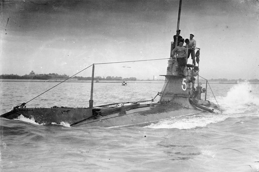 A5 class submarines
