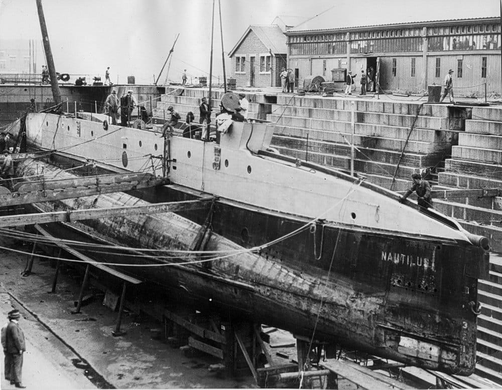 HMS Nautilus