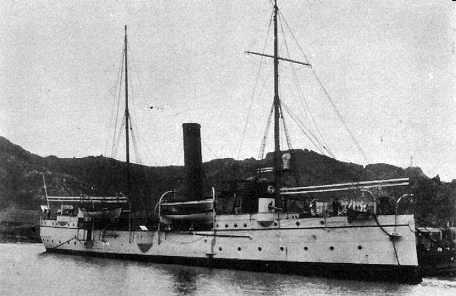 USS Isla de Luzon