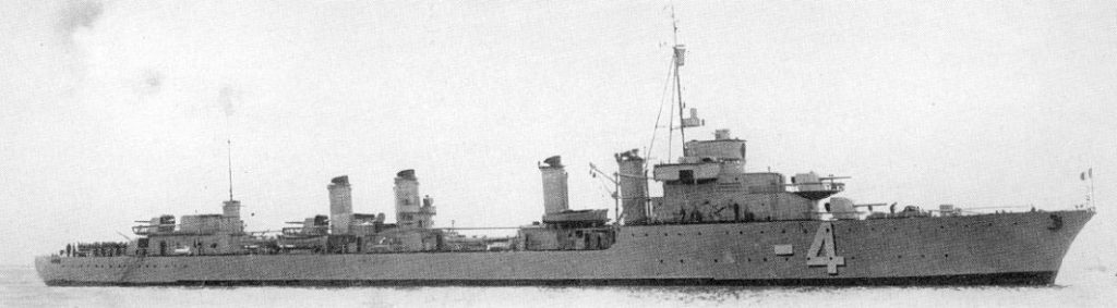 Heavy Destroyer Milan