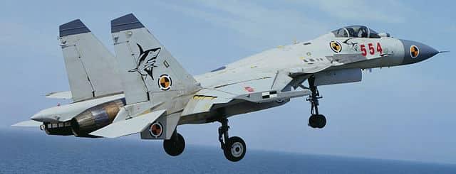 Shenyang J-15 fighter