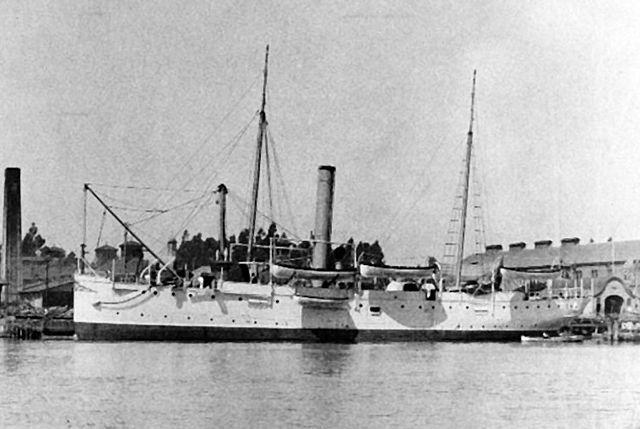 USS Wheeling
