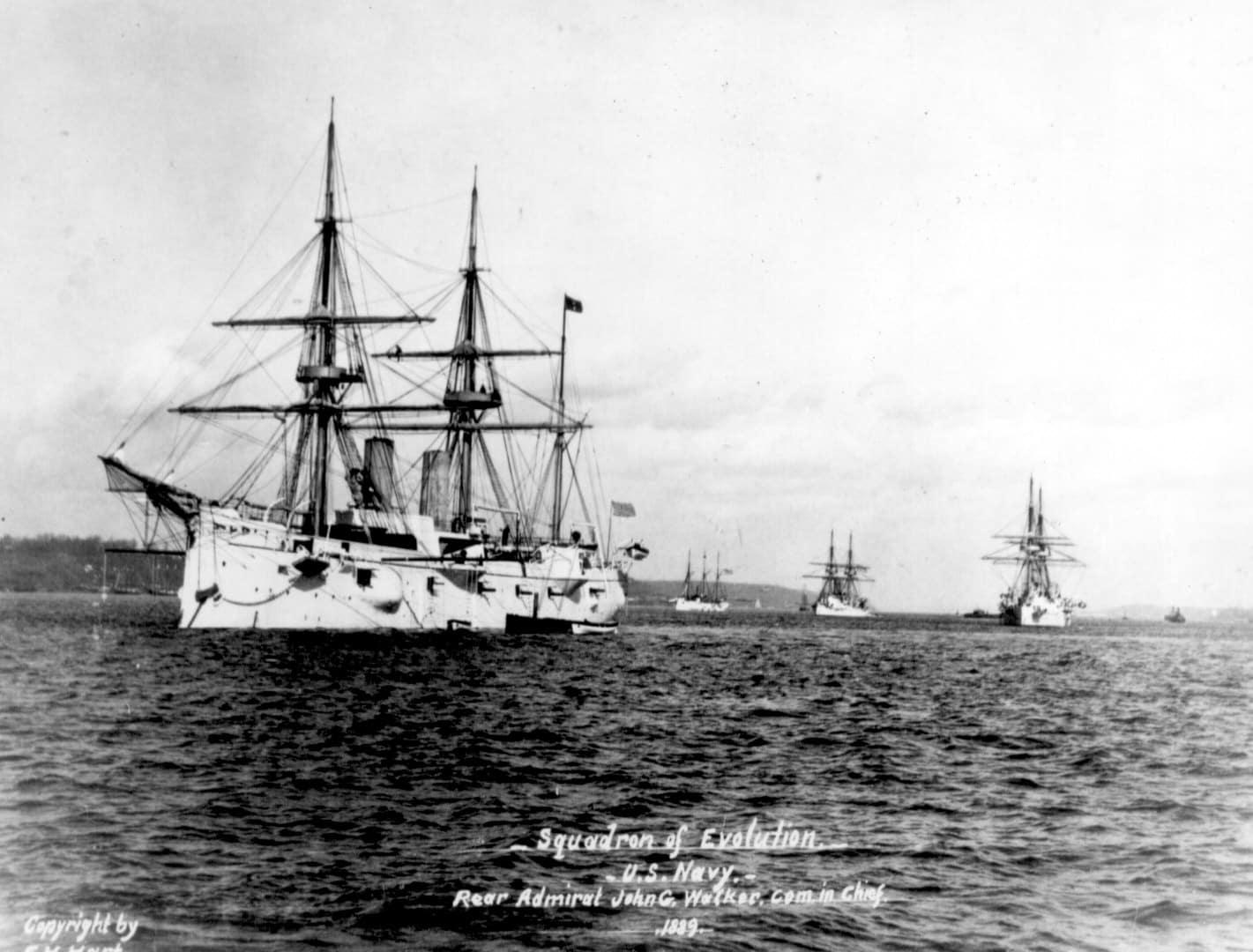 Yorktown class gunboats