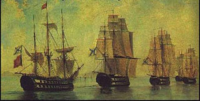 Russian embargo 1807