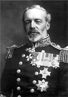 Sir Christopher Cradock