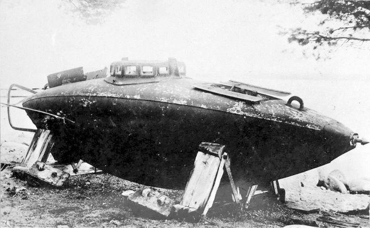 Drzewiecki submarine