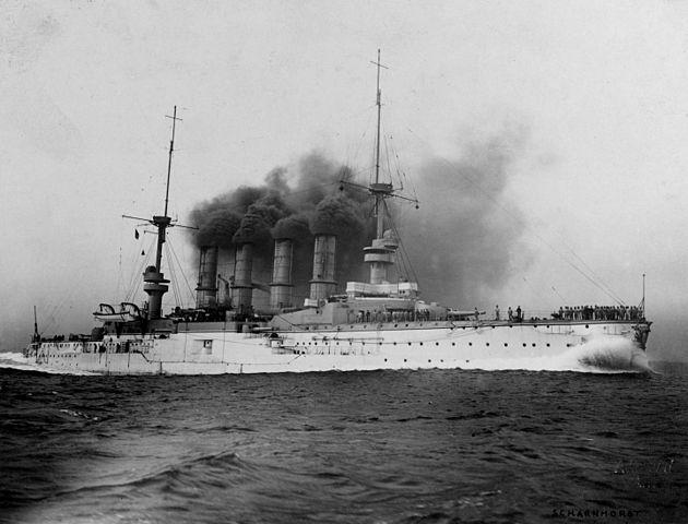 Scharnhorst class cruisers