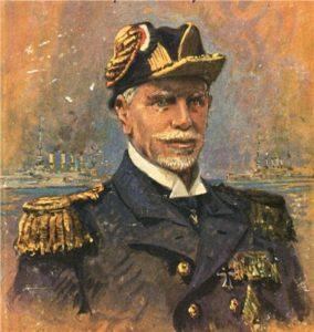 Admiral Graf Von Spee