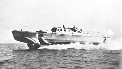 VS6 hydrofoil