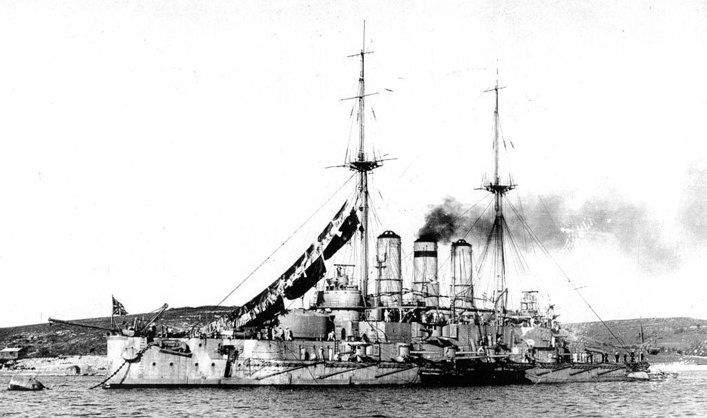 Battleship Ioann Zlatoust