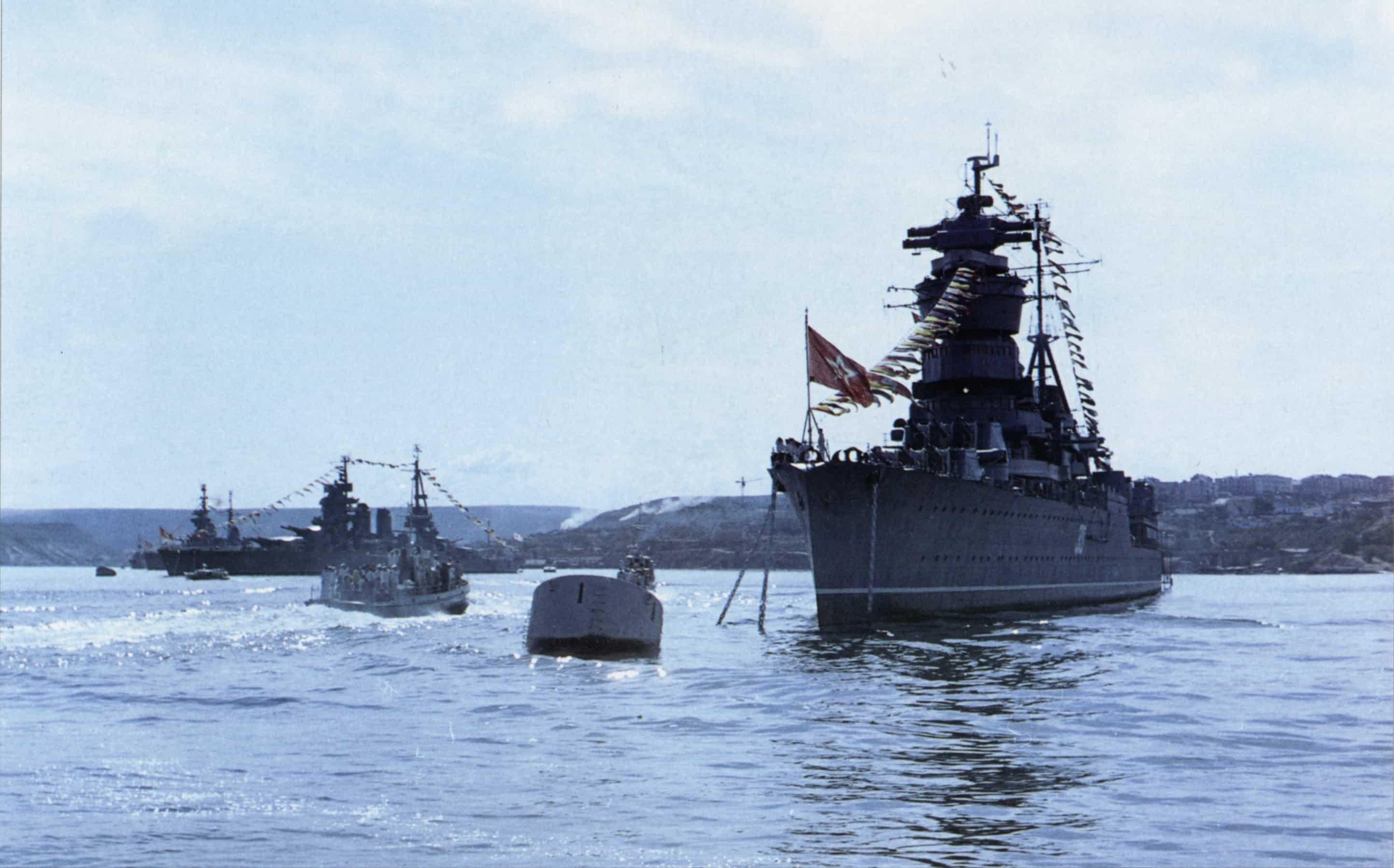 Kuybyshev at Sevastopol