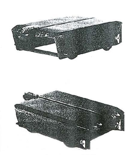 Mockup model of the UCS Manta