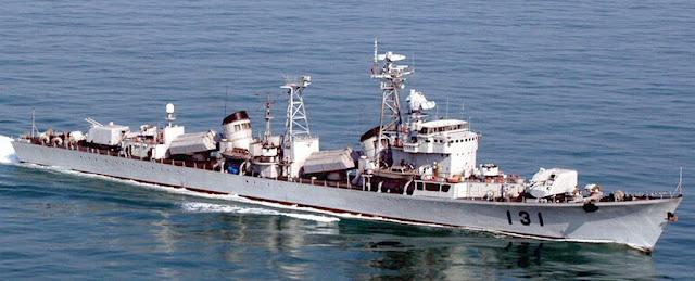 Luda class destroyers