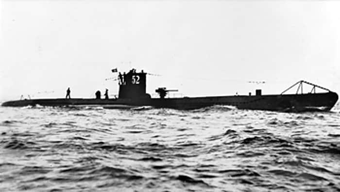 Type VIIB, U-52